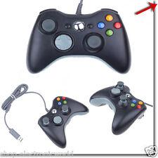Joystick XBOX 360 PAD CONTROLLER COMPATIBILE CON CONSOLE E PC CAVETTO USB
