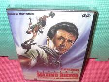MAXIMO RIESGO - STALLONE  - NUEVO - dvd