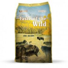 Taste of the Wild High Prairie perros 13kg