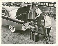 1957 Ford Zodiac Mark II Factory Photo u5871-D1X2JI