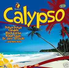 CD Calypso d'Artistes Divers 2CDs