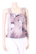Peter Martin Anitque Rose Floral Top Size 12 Ladies Wedding Party Bustier