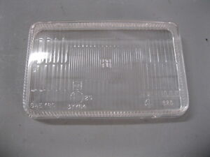 Ferrari 288 GTO Front Spot / Driving Light Lens # 61667600 / L