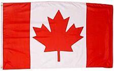 Large 3' x 5' High Quality Nylon Canadian Flag - Free Canada & USA Shipping
