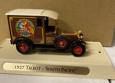 Matchbox Models of Yesteryear 1927 Talbot Van South Pacific Lager Diecast Truck