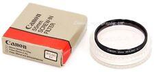 CANON 55mm SKYLIGHT 1x Filter for E55 Leica-R Canon NIKON Pentax MINOLTA Lenses