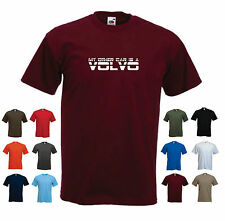 'My Other Car is a Volvo' Men's Funny Car Gift Birthday T-shirt