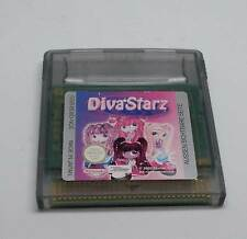 Nintendo Game Boy Color Spiel - Diva  Starz ( Stars Divastarz Gameboy Colour )