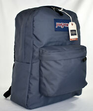 New JanSport SuperBreak Backpack -- Deep Grey