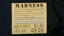 MADNESS - OUI OUI SI SI JA JA DA DA. CD DIGIPACK EDITION
