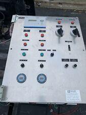Flygt Pump Controller Panel App 521 Sewage Trash Pump