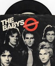 The Babys-Back on My Feet Again (VG+)