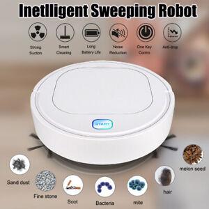 3 IN 1 Automatic Smart Robot Vacuum Cleaner Sweeper Floor Rechargeable UK