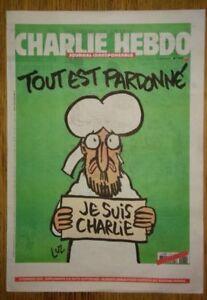 CHARLIE HEBDO(LA STRAGE CHE HA SCONVOLTO  IL MONDO)- EDIZIONE n.1178 - R@RO