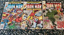 Marvel IRON MAN #19 #106  #95