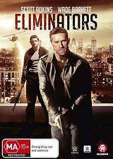 Eliminators (DVD, 2017)  S Adkins, W Barrett, D Caltagirone, J Cosmo LIKE NEW