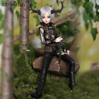 New clothes Hair Wig Shoes For 1/4 BJD Doll Fairyland Minifee Altis