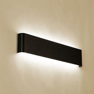 Modern minimalist LED aluminum lamp bedside lamp wall lamp room bathroom mirror