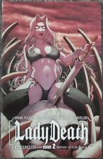 LADY DEATH  #2  {BOUNDLESS}  2011  HORROR, GRAVEYARD COVER/LIMITED TO 750