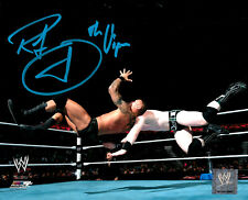 WWE RANDY ORTON HAND SIGNED AUTOGRAPHED 8X10 PHOTO WITH PICTURE PROOF AND COA 10
