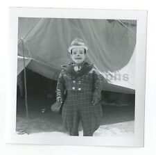 Rudy Brothers Circus - Vintage Snapshot Photograph - Goyo