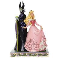 Jim Shore Disney Traditions Aurora Maleficent Sleeping Beauty Figurine 6008068