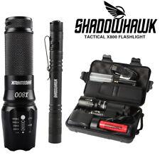 véritable 20000lm Shadowhawk X800 lampe de poche tactique CREE L2 LED Torche