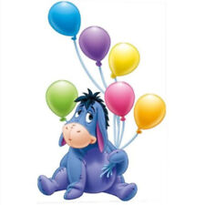 Children Animal Cartoon Donkey Balloon DIY 5D Diamond Painting Full drill /988