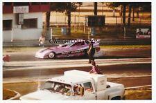 Vintage Drag Racing-BUNNY BURKETT's BB/Funny Car-1984 NHRA Summernationals