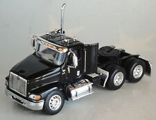 DCP BLACK INTERNATIONAL 9100 DAY CAB ONLY DIECAST 1/64 33548 C
