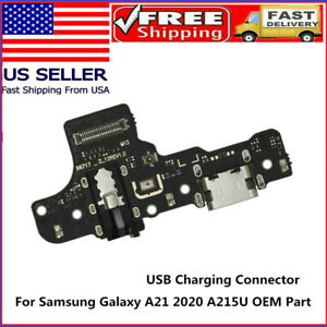 For Samsung Galaxy A21 2020 SM-A215U OEM USB Charger Charging Port Connector PCB