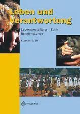 Leben und Verantwortung 9/10. Brandenburg von Helge Eisenschmidt (2001, Taschenb