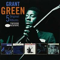Grant Green - 5 Original Albums [CD]