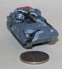 Small Micro Machine Plastic M-2 Bradley IFV in Dark Winter Camo