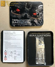 Hollywood Collectibles Group Terminator Salvation Fuel Cell Lighter New In Stock