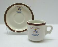 antique Old Ground Hotel Ennis Ireland Cup & Saucer Set restaurantware Arklow