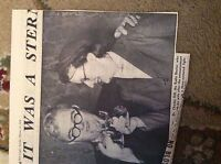 m12h ephemera 1950 picture general election dr charles hill luton mp