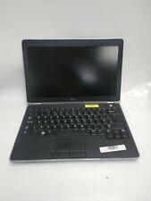 """Dell Latitude E6220 12.5"""" Laptop 2nd Gen Core i3  2GB RAM No HDD - L49"""