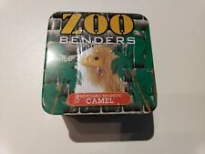 Camel Zoo Benders Posable Magnetic Toy with Collectible Tin by Hog Wild Toys NEW