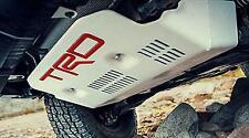 Genuine Toyota Trd Front Skid Plate PTR60-35190