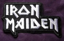 IRON MAIDEN PATCH EDDIE WASTED YEARS KILLERS BOOK OF SOULS BIKER PUNK DIY