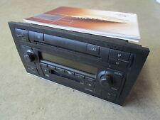 CD Wechsler Radio Kassette Tuner SYMPHONY II AUDI A4 B6 8E0035195