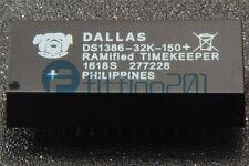 NEW 1PCS DALLAS DS1386-32K-150 Encapsulation:DIP-32 TIMEKEEPER NVSRAM SRAM