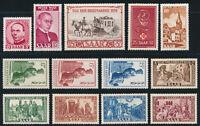 SAARLAND 1950, Jahrgang, tadellos postfrisch ohne MiNr. 297-298, Mi. 293,-