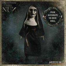 "Mezco 18"" The Conjuring Mega Scale Nun Figure Mib"