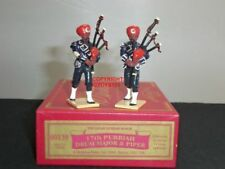 Painted Lead Indian 2-5 Toy Soldiers