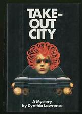 Cynthia LAWRENCE / Take-Out City First Edition 1993