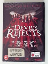 The Devil's Rejects Special Edition Dvd (DVD, 2005 2 disc) Rob Zombie Horror