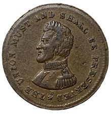 1863 Beware/Andrew Jackson 136/Cwt