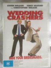 Wedding Crashers (DVD, 2006)Used *